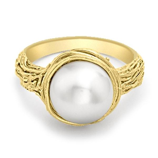 Willow Pearl Ring