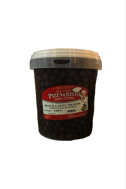 Black Gaeta Olives (5kg) | Delicatezza | Wholesale