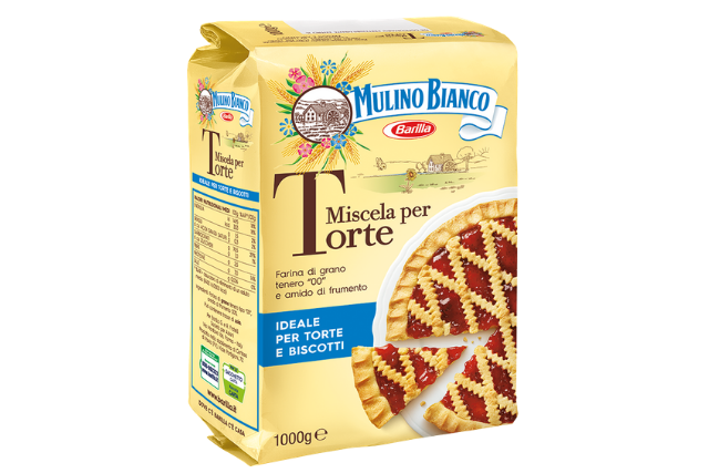 Mulino Bianco Mixture for Cake (10x1Kg) | Special Order | Delicatezza