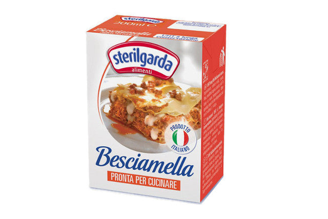 Bechamel Sauce Sterilgarda (12x500ml) | Delicatezza | Wholesale