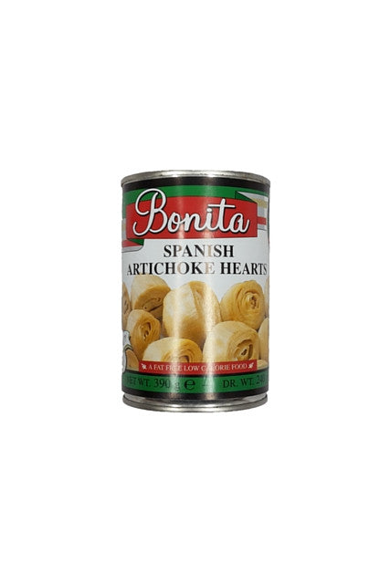 Artichoke Hearts in 400g tins