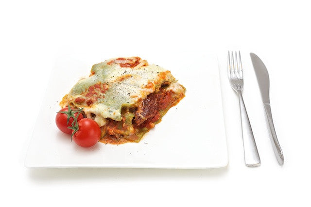 Fresh Vegetarian Lasagne - Fresh Italian Meals - Made to Order | Delicatezza | Wholesale