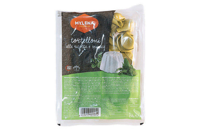 Tortelloni Filled with Ricotta and Spinach - Filled Pasta | Delicatezza | Wholesale