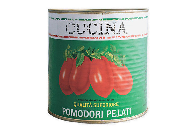 Peeled Tomatoes | Delicatezza | Wholesale