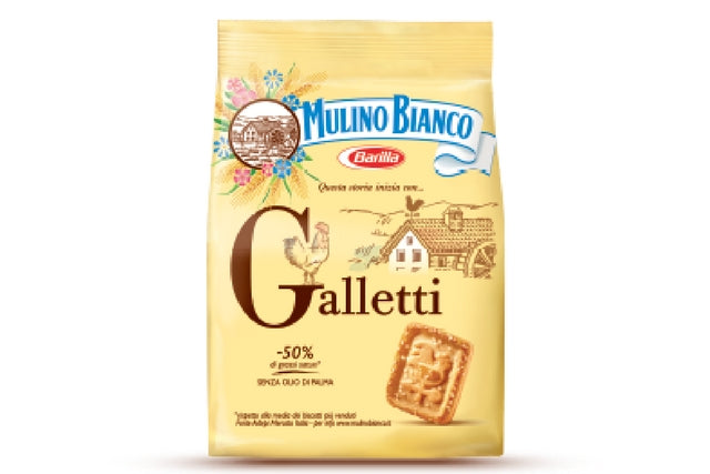 Galletti - Mulino Bianco | Delicatezza | Wholesale