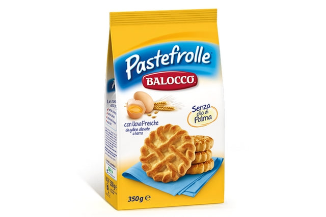 pastefrolle balocco italian biscuits 350g