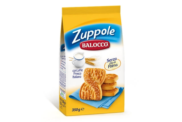 Zuppole Balocco italian biscuits 350g