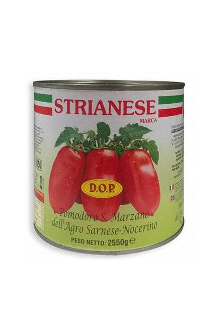 WH | Peeled Tomatoes San Marzano DOP Strianese (6x2.55kg)