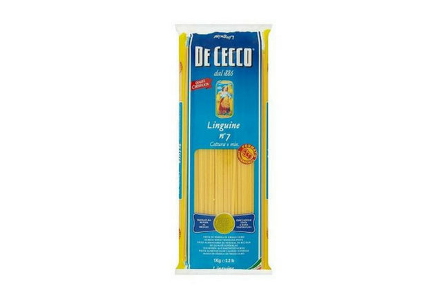 Linguine Food Service De Cecco (12x1kg) | Delicatezza | Wholesale