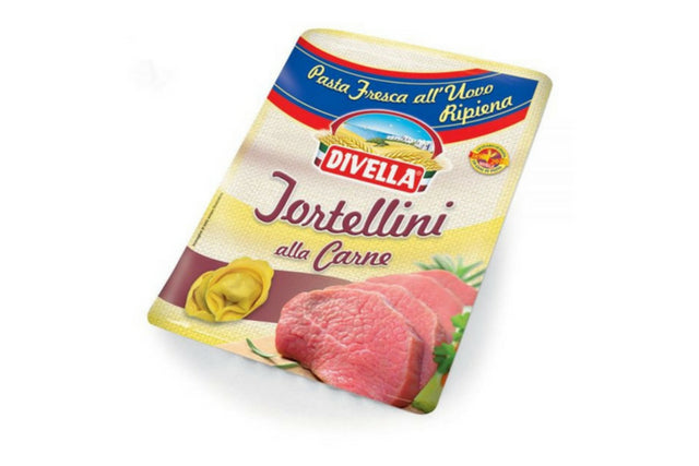 Tortellini With Meat Divella (8x250g) | Special Order | Delicatezza