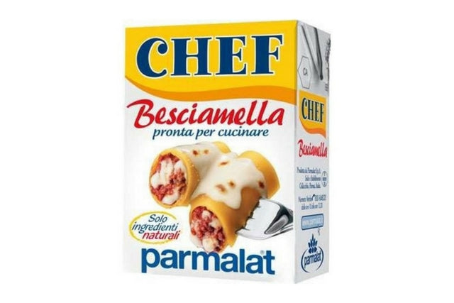 Bechamel - Besciamella Panna Chef Parmalat (24x200ml) | Delicatezza | Wholesale