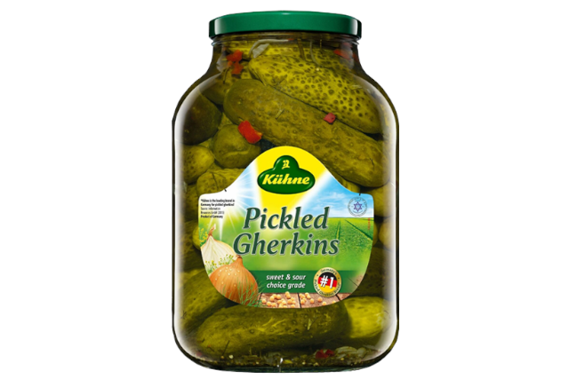 Pickled Gherkins (2.65kg)