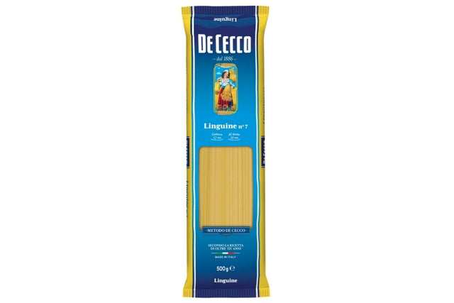 Linguine No. 7 De Cecco (24x500g) | Delicatezza | Wholesale