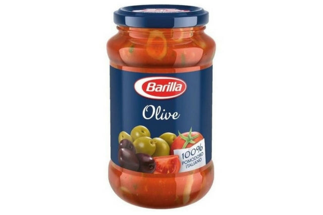 Barilla Olives (6x400g) Pasta Sauce | Delicatezza | Wholesale