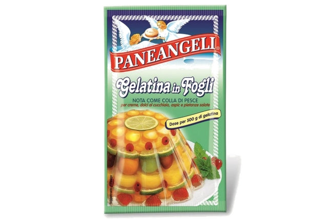 Gelatina in Fogli - Jelly Sheet Paneangeli (30x12g) | Special Order | Delicatezza