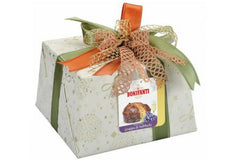 Panettone with Grappa Liqueur - Gift Box (1kg)(CS06)