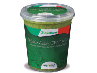 Pesto Genovese Naturello (1kg) | Delicatezza | Wholesale