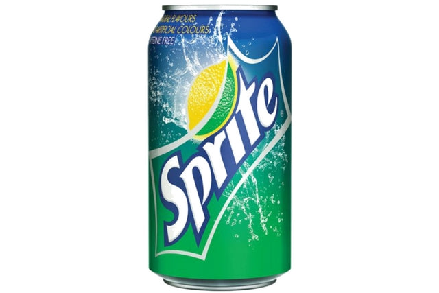 Sprite Cans (330ml)