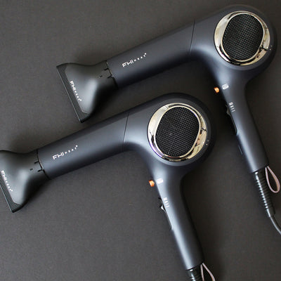 Brushless Motor Hair Dryer: Accelerate, ultra-lightweight, powerful, durable - duo