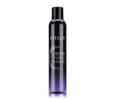 Stay Finished Firm Hold Dry Hair Spray - 10oz | 330ml spray can - front view