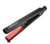 "Tourmaline Ceramic Professional Flat Iron - 1 1/4"" - perspective view"