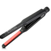 "Tourmaline Ceramic Professional Flat Iron - 1/2"" - perspective view"