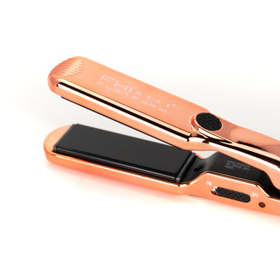 Platform Mini Flat Iron - Rose Gold
