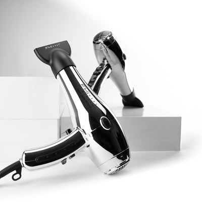 Platform 2000 Salon Pro Hair Dryer: Chrome