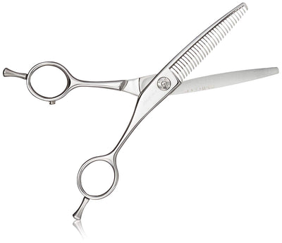 Kore Stone Cobalt Steel Blender Shear Scissors - 30 Teeth
