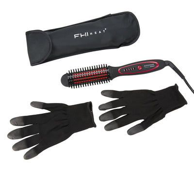 Successor Dual Heating Thermal Styling Brush - set