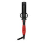 Tourmaline Ceramic Mini Red Curling Iron - front view