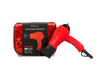 Mini Turbo Red Tourmaline Hair Dryer with pouch