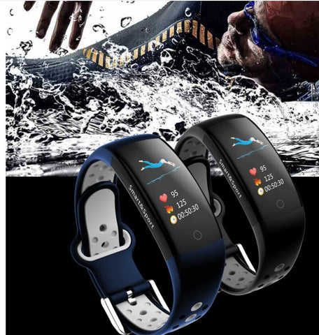 Water Proof All Sports Smart Watch HR - Hiphatter