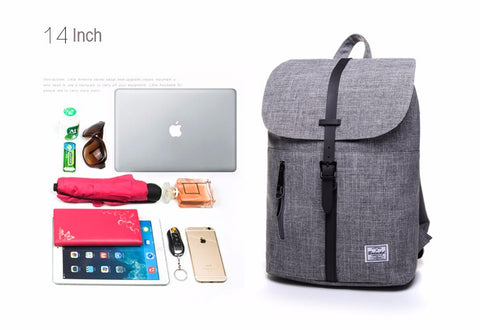 Small Laptop Backpack for Women