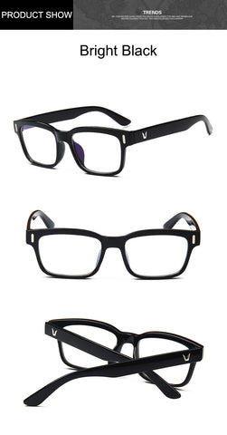 Square Glasses Frames For Men - Hiphatter