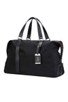 RUIGOR EXECUTIVE 10 Luxury Travel Black Duffle bag -Hiphatter