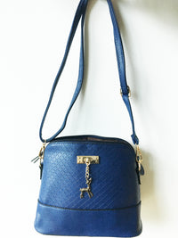 Oh Dear, Small Cross Body Handbag with Deer Pendant - HipHatter