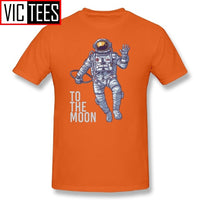 To The Moon Cryptocurrency T-Shirt - HipHatter