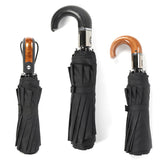 Wind Resistant Automatic Compact Umbrella - HipHatter