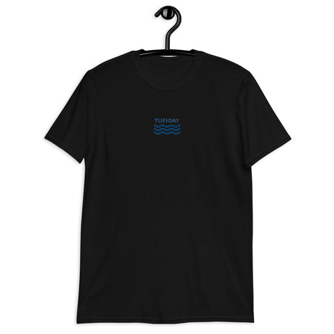 Tuesday Minimalist T-Shirt - HipHatter