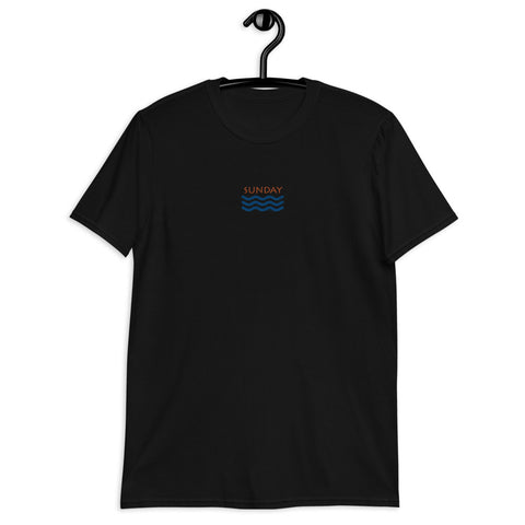Sunday Minimalist T-Shirt - HipHatter