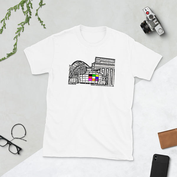 City of Sheffield Tee - HipHatter