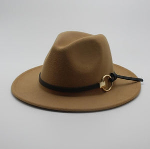Tan-The-Lucky-Derby-Wide-Brim-Fedora-Hat-HipHatter