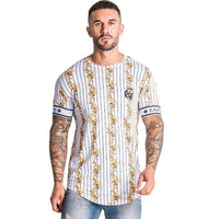 Senor Gianni Royal Print T-Shirt - HipHatter