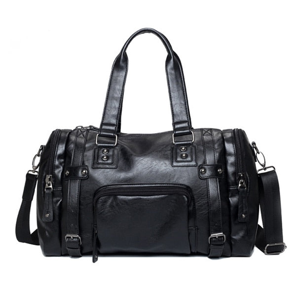 Star Boy : Vintage Luxury Style Gym / Day Bag - HipHatter