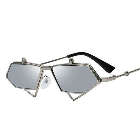 Fluffster -  - Men's & Women's Sunglasses - Steampunk Sunglasses - Crissado