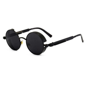 Coop-Black / as show in photo-Men's Sunglasses-Steampunk Sunglasses-Lensuit