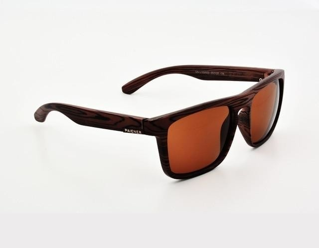 Gutgash - Brown & Tea - Men's Sunglasses - Wayfarers - Crissado