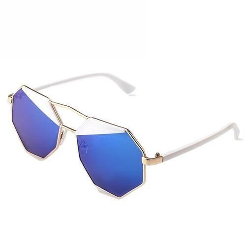 Crosshairs - ColorB - Men's & Women's Sunglasses - Round Sunglasses - Crissado
