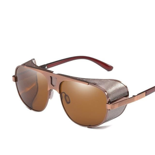 Apocalypse - 04 - Men's Sunglasses - Steampunk Sunglasses - Crissado